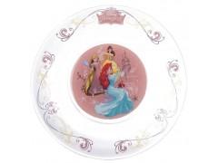 Детсая посуда DISNEY Принцессы - тарелка