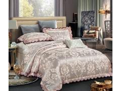 Комплект постельного белья евро -1-30 Жаккард