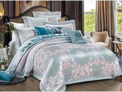2-44 Жаккард - Комплект постельного белья семейный