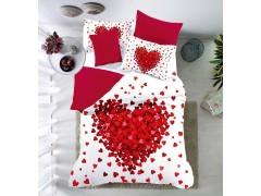 Полисатин bd 31 - Комплект постельного белья евро