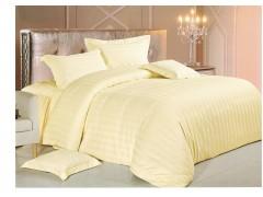 Кремовый 5-3 - Комплект постельного белья евро