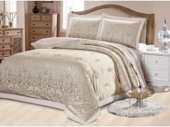 2-47 Жаккард - Комплект постельного белья семейный
