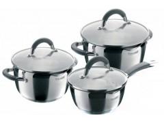 Набор посуды RONDELL RDS-341 Flamme с /кр 1,3 л+ 3,2л + 5,7л (RDS-341)