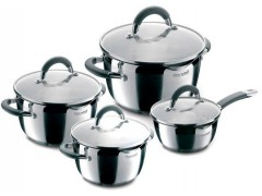 Набор посуды RONDELL RDS-040 Flamme 1,3л+2,3л+3,2л+5,7л (RDS-040)