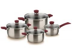 Набор посуды RONDELL RDS-818 Strike 8 предметов (RDS-818)