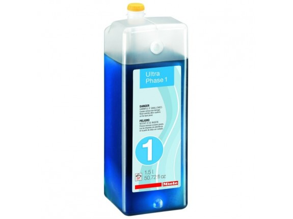 Двокомпонентне засіб для прання кольорової та білої білизни UltraPhase1