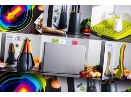 Яркие решения для кухни
