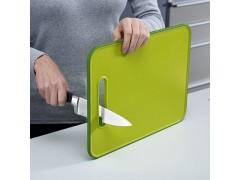 Доска разделочная с точилкой для ножей l