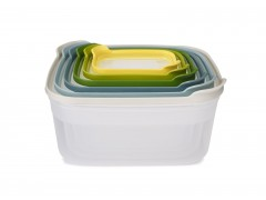 Набор контейнеров пищевых, 6шт