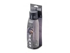 Бутылка для воды с индикатором, 600 мл